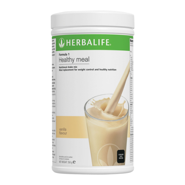Herbalife Formula 1 Nutritional Shake Mix - 9 different flavours