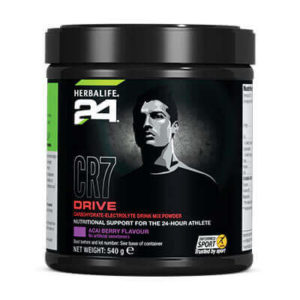 Herbalife CR7 Drive Canister