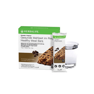 Herbalife F1 Express Healthy Meal Bar - All the goodness of an F1 Shake
