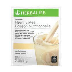 Herbalife Formula 1 Nutritional Shake Mix Sachets
