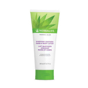 Herbalife Herbal Aloe Hand and Body Lotion