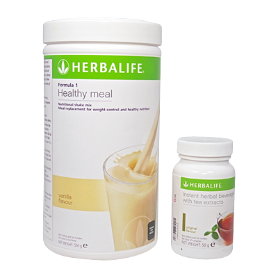 herbalife weight loss starter