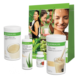herbalife breakfast kit - advanced