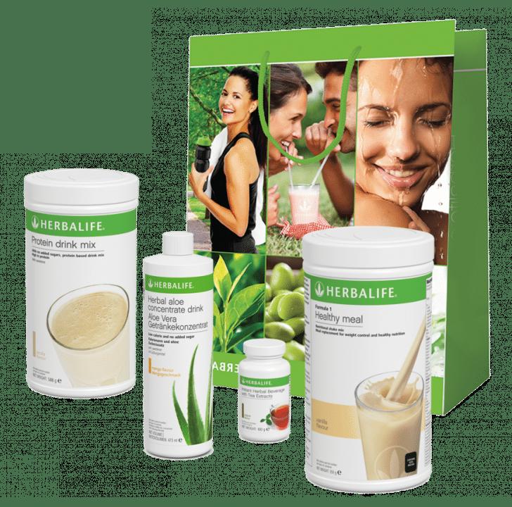 Herbalife Advanced Breakfast Kit