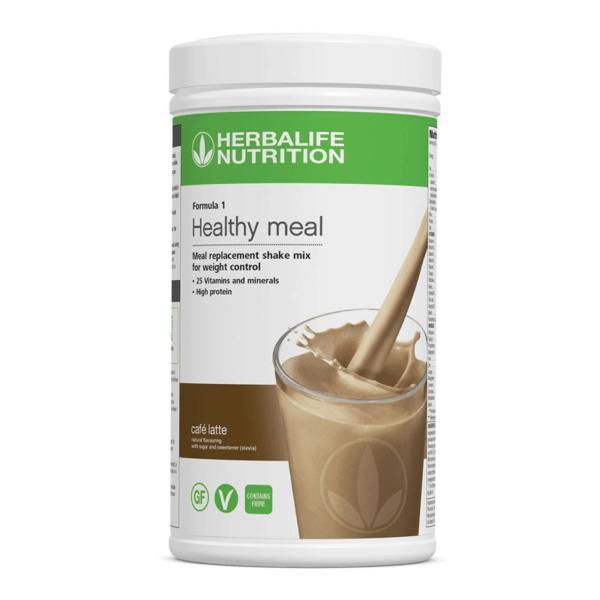 Herbalife Shakes - Order Herbalife Formula 1 Nutritional Shake Mix